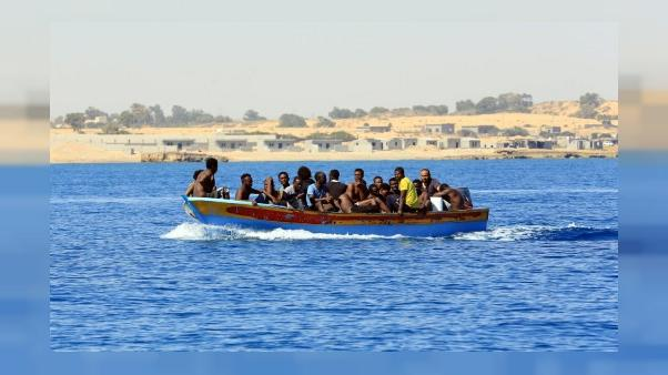 Méditerranée: 13 morts sur une embarcation transportant 167 migrants