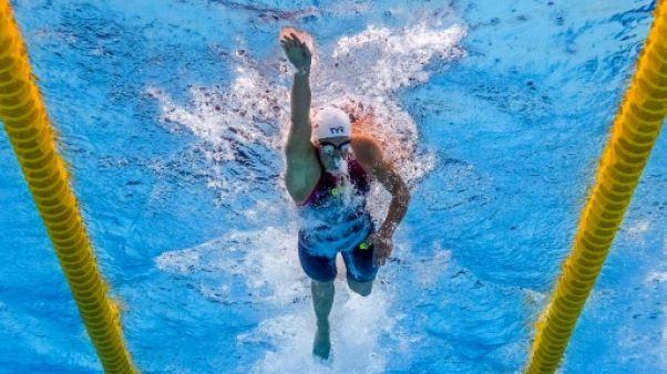 Natation: Bonnet en finale du 200 m libre aux Mondiaux