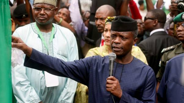 Nigeria's acting president to return to restive oil heartlands