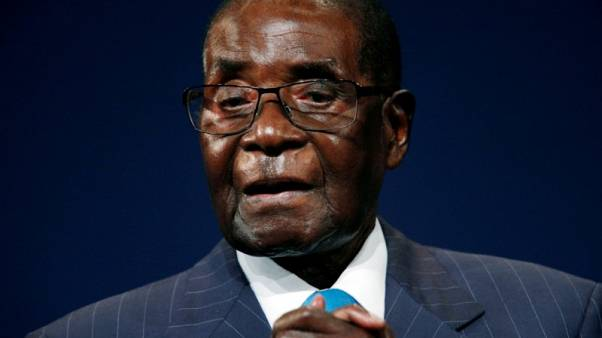 Zimbabwe parliament restores Mugabe's authority to name chief justice
