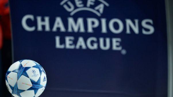 Ligue des champions: le CSKA Moscou sur la bonne voie
