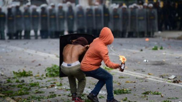 Le Venezuela se prépare à une nouvelle journée de grève générale