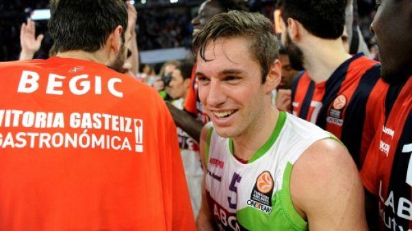 Basket: Fabien Causeur signe au Real Madrid