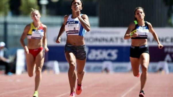 Athlétisme: Floria Gueï forfait pour les Mondiaux