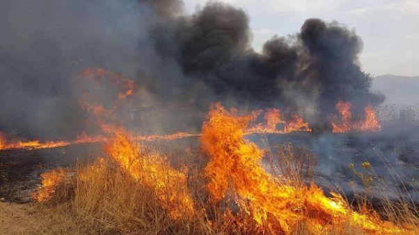 Incendi:Puglia, finita emergenza incendi