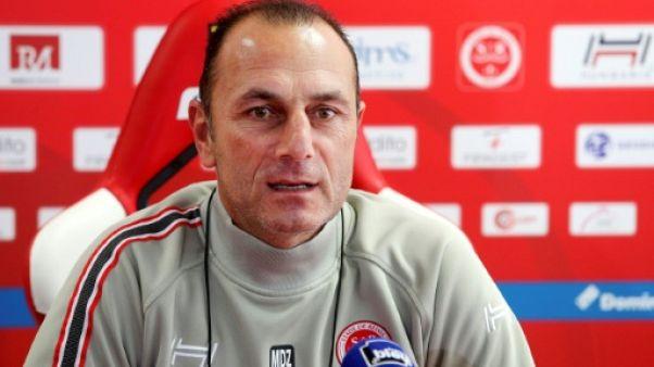 """Montpellier: Der Zakarian veut """"rendre hommage à Loulou"""""""