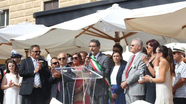 Merola a Amato, venga 2 agosto in Comune