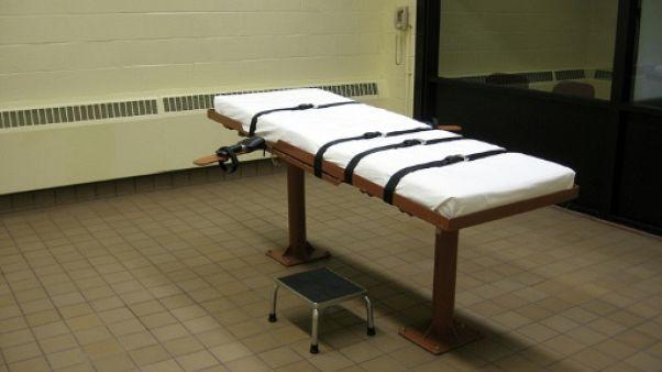 Etats-Unis: l'Ohio a effectué sa première exécution en plus de trois ans