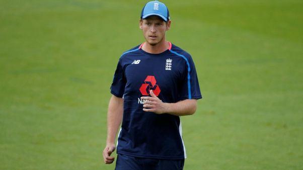 Du Plessis warning to England debutant Westley