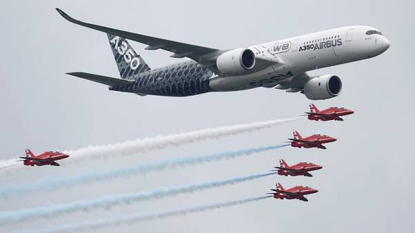 Airbus A350 goals on track, but A320neo plans in doubt