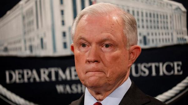 U.S. attorney general to unveil leak probes soon - media reports