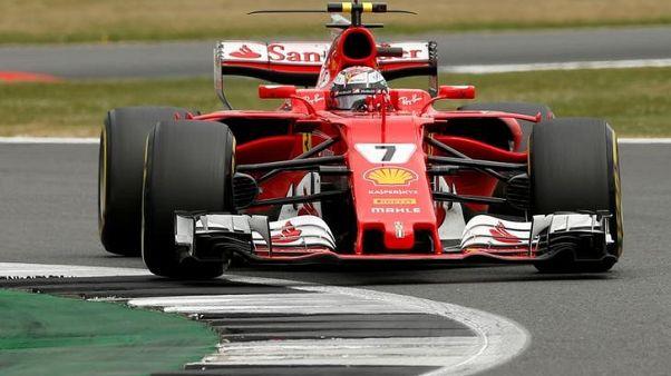 Motor racing - Pirelli blames external factors for Raikkonen tyre problem