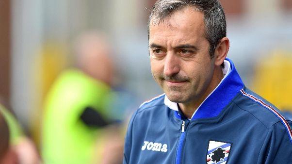 Sampdoria-Cremonese 3-0 in amichevole