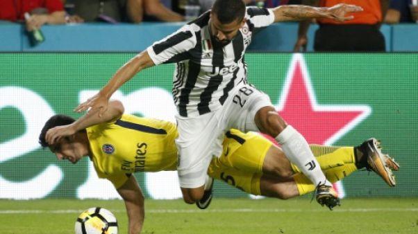 Foot: le PSG termine sa préparation par une défaite