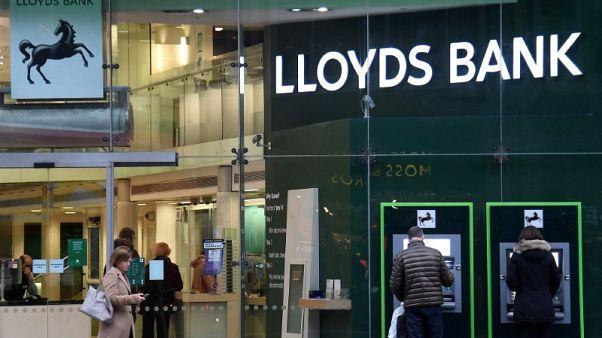 Lloyds bank posts biggest half-year profit in eight years