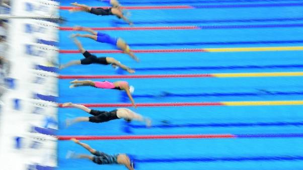 Mondiali nuoto,fuori la 4x200 sl donne