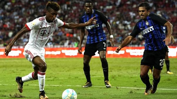Inter-Bayern 2-0, doppietta Eder