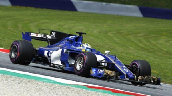 F1: Sauber renonce à utiliser un moteur Honda en 2018