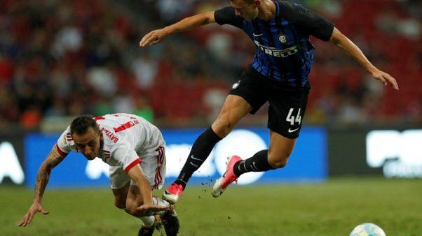 Spalletti hails Perisic after Inter sink Bayern