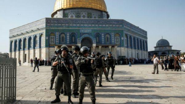 Jérusalem: près de deux semaines de crise et de violences