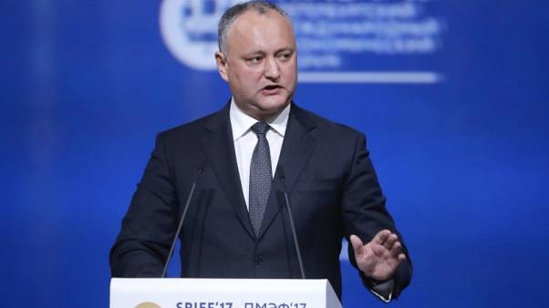 Moldovan court rejects pro-Russia president's referendum plan