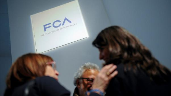 Fiat Chrysler second-quarter profits rise 15 percent but debt disappoints