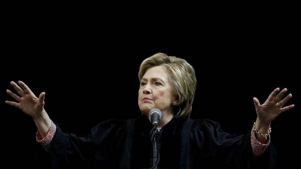 'What Happened' - Clinton memoir looks at 2016 election, Russia, sexism