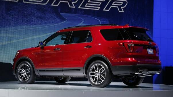 U.S. upgrades probe into 1.33 million Ford Explorers over exhaust odours