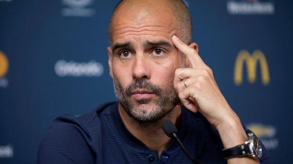 Guardiola eyes long-term future with Man City
