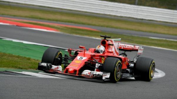 Grand Prix de Hongrie: Ferrari doit se relancer avant les vacances