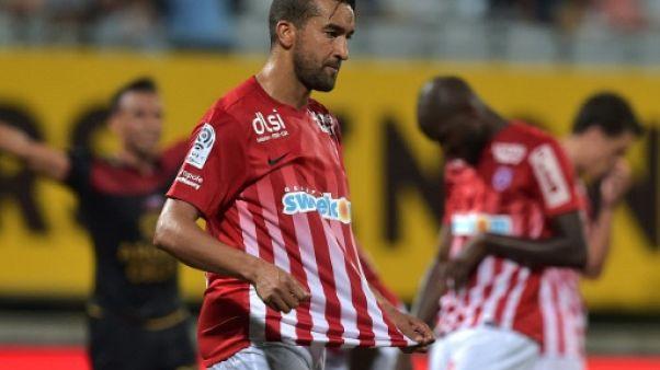Ligue 2: la course à l'élite redémarre avant le choc Auxerre-Lens lundi