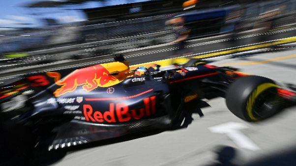 Ungheria: 1/e libere, Ricciardo davanti