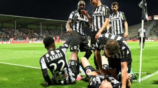 Ligue 1: Angers, l'éternelle reconstruction