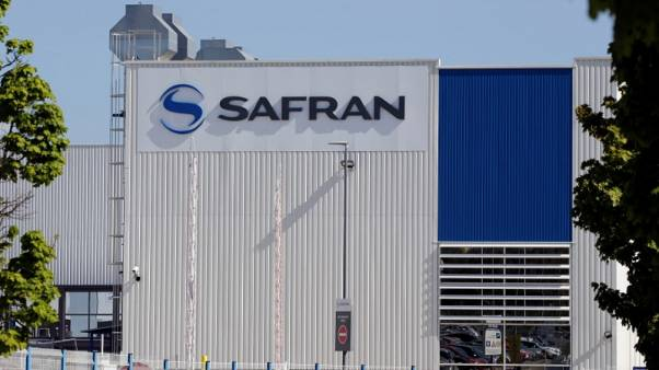 Aero engine maker Safran core first-half income dips, still beats forecasts