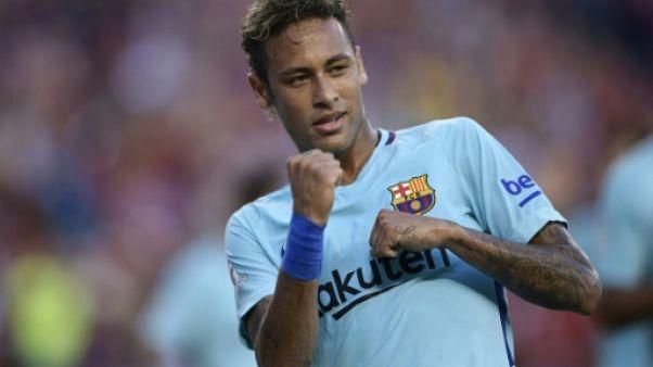 """Attendu à Shanghai, Neymar annule pour cause de """"transfert"""" (partenaire chinois)"""