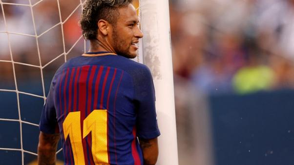 Neymar storms out of training, Chinese event cancelled