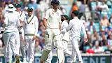 Cook misses ton but Stokes takes fight to South Africa