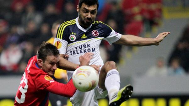 Turkey detains soccer player in post-coup crackdown - media