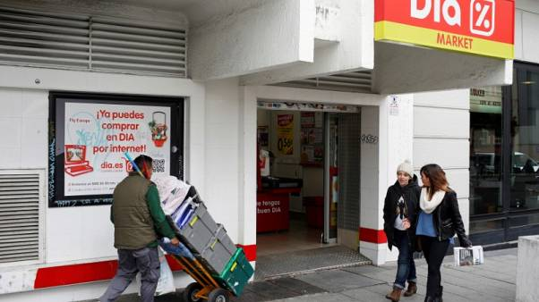 LetterOne buys 3 percent stake in Spanish supermarket chain DIA