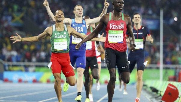 Kenya names London lineup after meeting anti-doping deadline