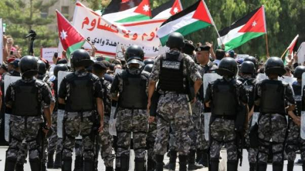 """Israël va procéder à une """"vérification"""" de l'incident dans son ambassade en Jordanie"""