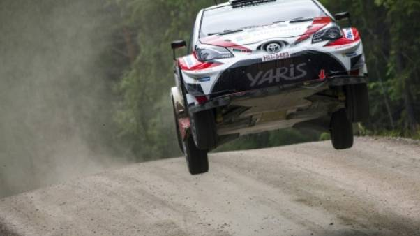 Rallye de Finlande: dure journée pour Ogier, Lappi décolle