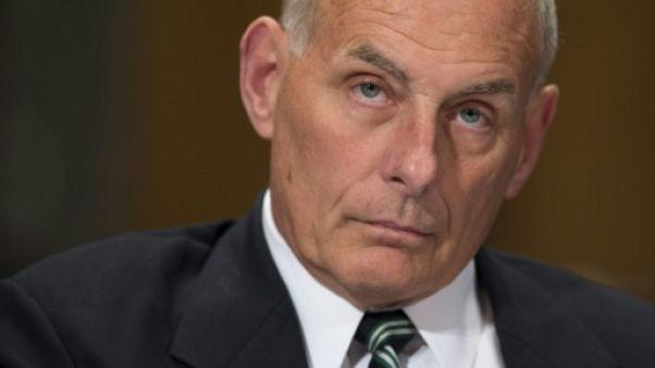 John Kelly, le chef militaire qui a séduit Trump à la Sécurité intérieure