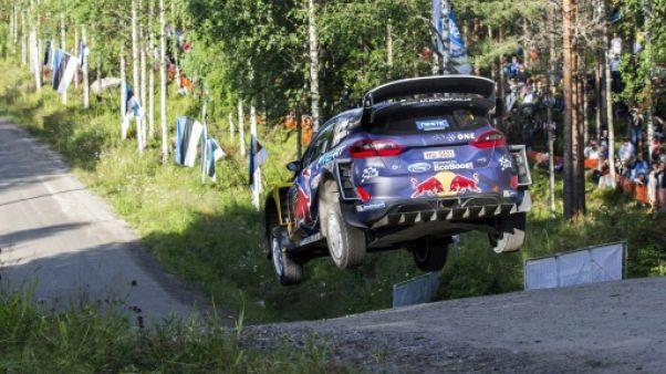 Rallye de Finlande: Ogier ne reprend pas la course samedi