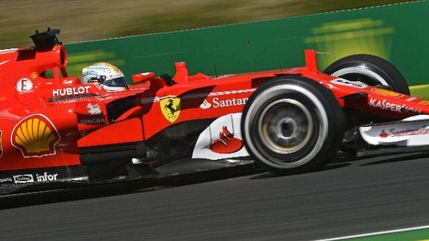 F1: Ungheria, Ferrari domina 3/e libere