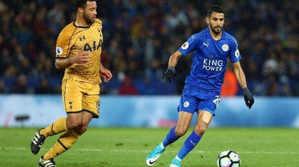 Mahrez, Leicester respinge rilancio Roma