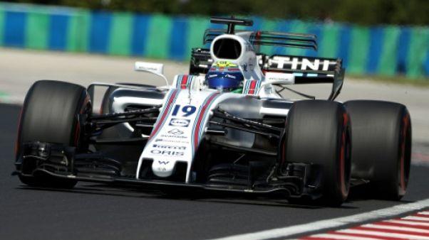 GP de Hongrie: Paul di Resta remplace Felipe Massa, malade