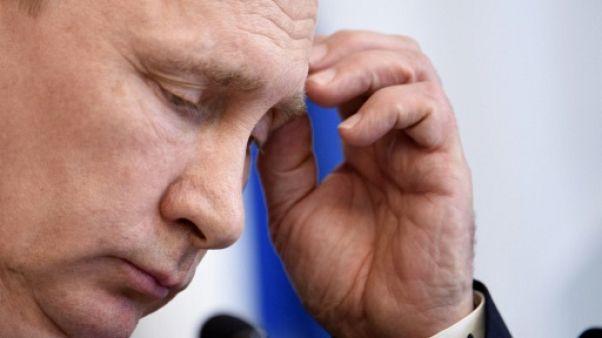 """Russie: Poutine gracie deux femmes condamnées pour """"haute trahison"""""""