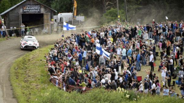 Rallye de Finlande: fin de partie pour Ogier, Lappi pour une première