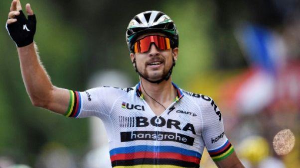 Tour de Pologne: retour gagnant pour Sagan